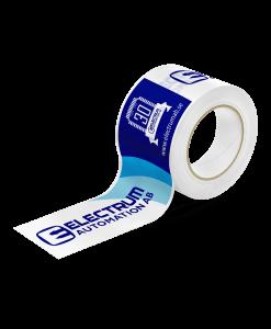 packtejp med tryck PVC 50mm