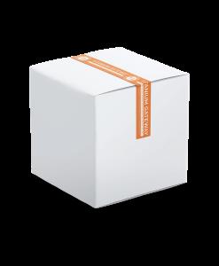 packtejp med tryck miljö låda